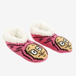 Shoes - 2/$35 NEW Bob's Burgers Louise Cozy Slippers Super